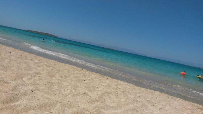 Plaža Kato Nissi