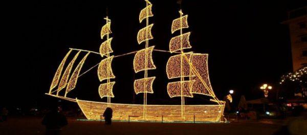 brod nova godina