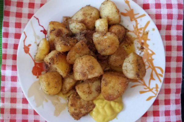 hrskavi i socni krompirici