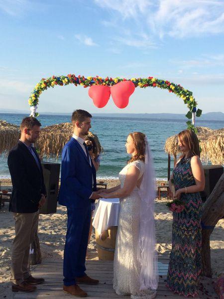 vencanje u grckoj
