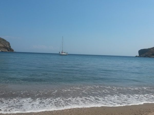 Ostrvo-Kea-plaža-Spati