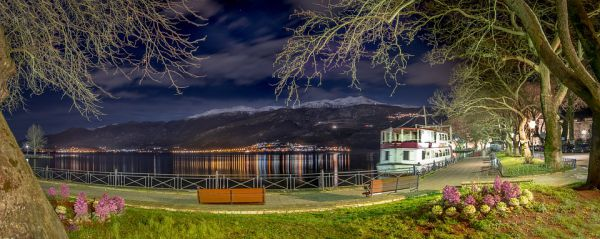 Janjinsko jezero, Janjina, Epir
