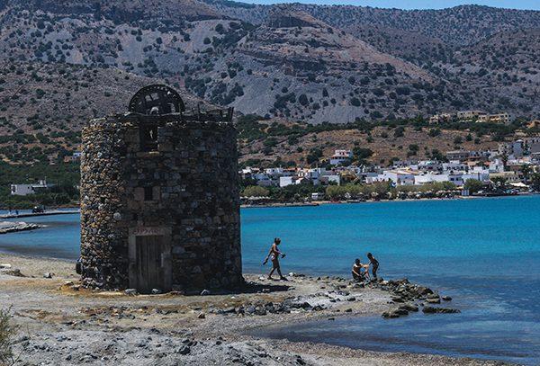 život u atini grčka odmor