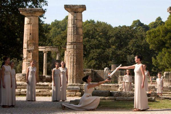 OLIMPIJA GRČKA – SVETO MESTO ZA SVAKOG SPORTISTU