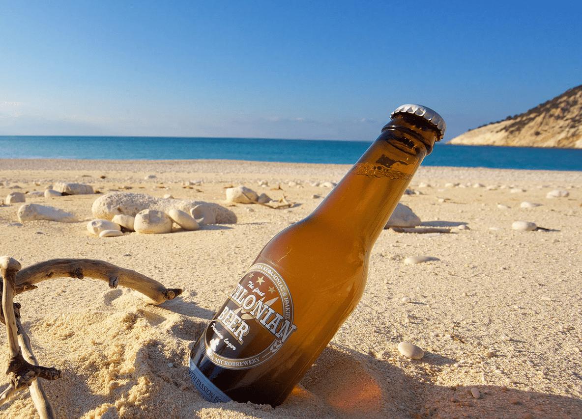 pivo kefalonija grcka