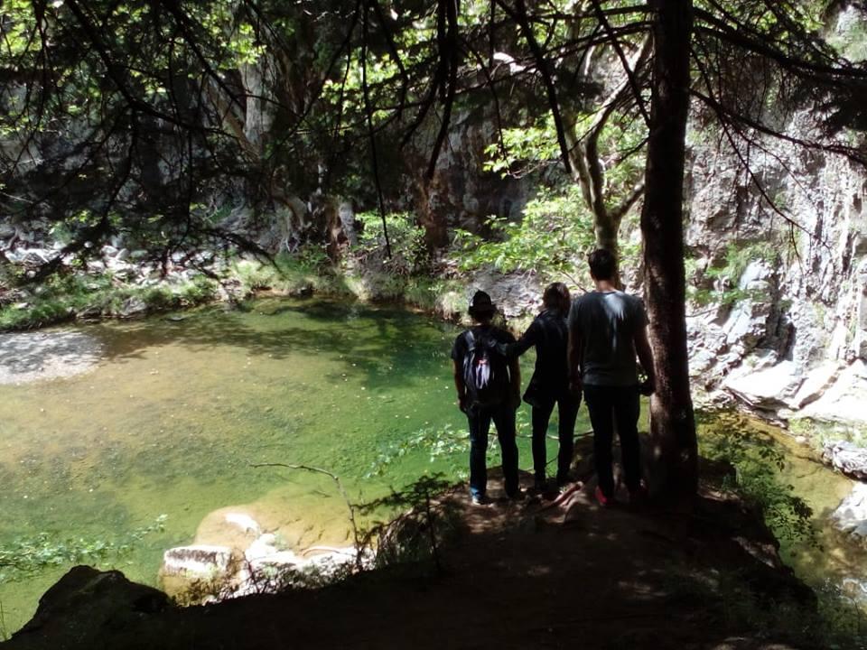 Severna Evija vodopad