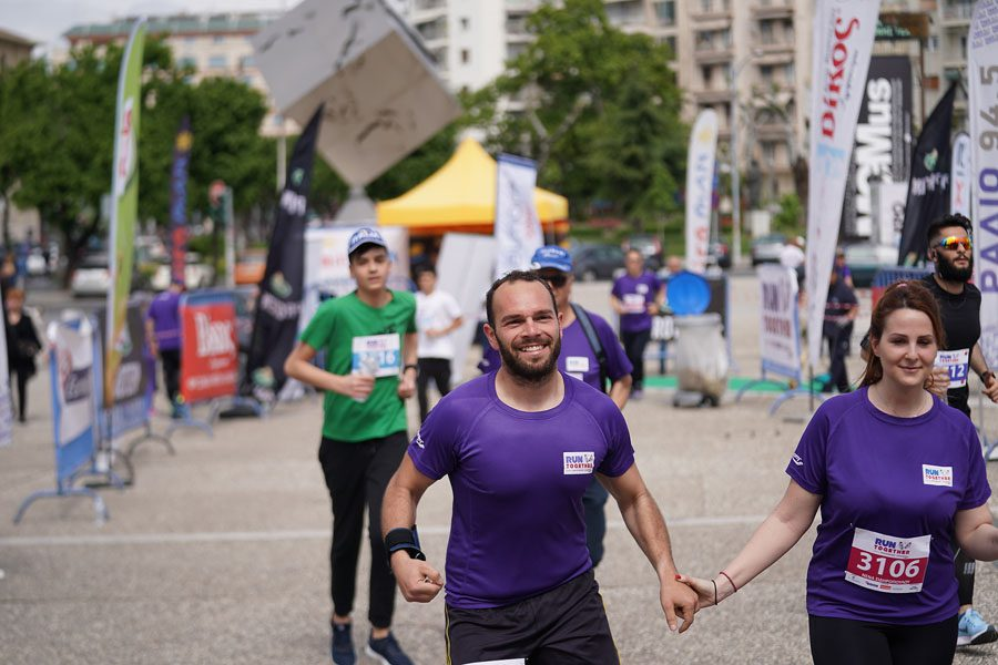 run together thessaloniki trka i dan žena u solunu