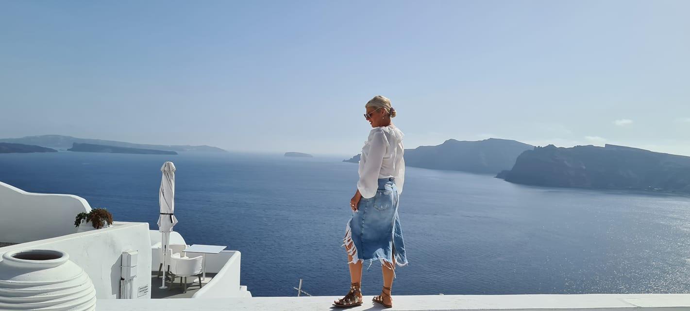 Grčka Santorini