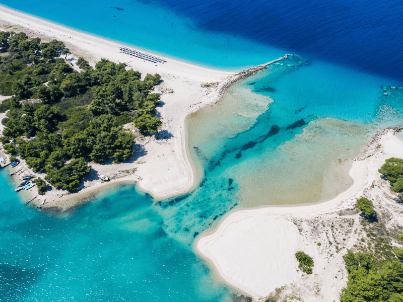 8 egzotičnih plaža
