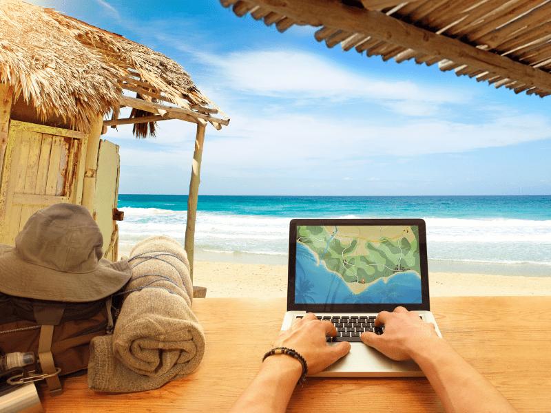 viza za digitalne nomade